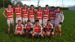 Adrigole Minors - West Cork League Champions 2017