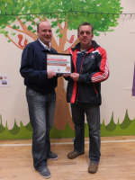 Adrigole receives Cork GAA Lee Flag Bronze Award 2014