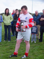 U14 Winning Captain's Speech October 2014