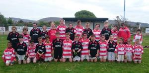 Adrigole NS and Trafrask NS Teams