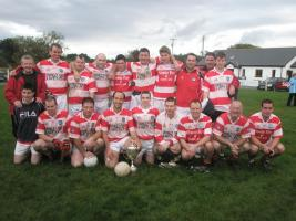Junior B Winners 2010