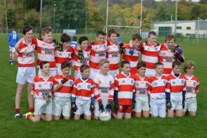 Adrigole U13s at League Final V Naomh Aban September