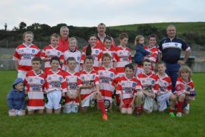 U12 Western Autumn Final Winners