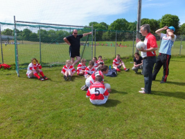U10 Blitz Bantry June 2014 Team Talk