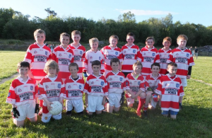 U12 V Glengarriff May 2015