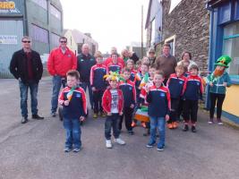 St Patrick's Day Parade Castletownbere 2015