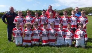 Under 12 - John L Cup Winners 2015