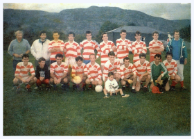 Adrigole Under 21 Team - Beara Champions 1990