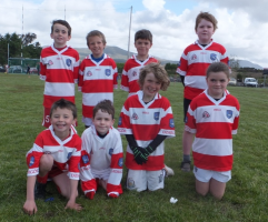 U10 Blitz Castletown June 2015 - Adrigole Red and White Team