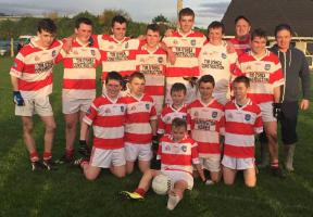 Adrigole U16 C County Semi-final Winners 2016 V Kilnamartyra