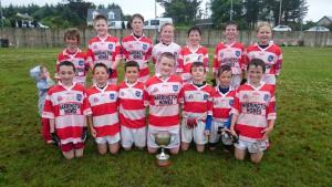 Adrigole U12 John L Cup winners June V Glengarriff