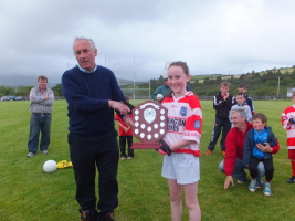 U12 Presentation Beara Finals Day June 2014