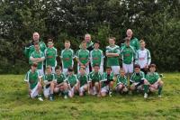 Under 12s Team 2012