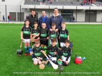 U8 Hurling in PUC Oct 20th