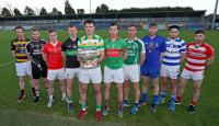 Launch of Senior Football Championship