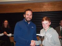 U13 Captain Alex Lane