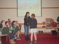 2013 girls 10s/11s/12s medal presentation