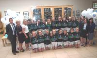 Sherry Fitzgerald Sponsors Girls Feile Team