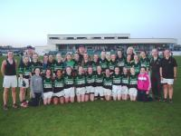 Girls Fe 14 Feile Team