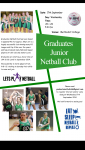 Graduates Netball Club Junior