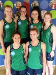 Mary Peters Trust Supported Netballers