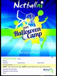 Halloween camp