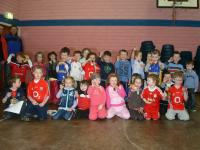 Underage Training 2009