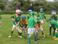 Our U8s had an entertaining game v neighbours Blackwater