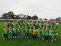 Rackard League Camogie Winners 2019