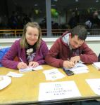 Club Draw Registration/Membership Evening