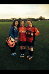 Girls league win 3
