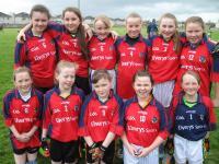 Ballooonagh Girls Tralee Mini 7s champions