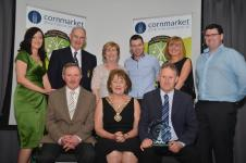 Limerick teachers in celebratory mood at Cornmarket Awards