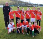 Tannaghmore Primary Schools Boys team