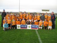 Gaelscoil Mhic Easmainn Division 3 finalists
