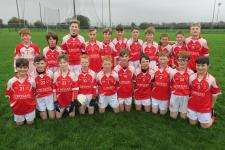 St Nessan's NS, Mungret County Shield winners, 2017