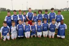St Mary's BNS,Abbeyfeale were West Limerick representatives
