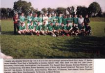 1997 Hurling League Champions