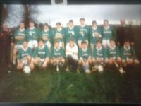 1994 Araglen U21 C hurling Champions