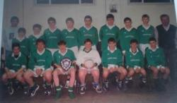 Araglen Gaa U16 Football Winners