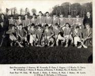 Araglen Gaa Underage  Hurling Team 1960