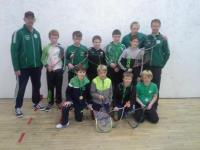 Araglen Racquetball Winners Fethard 2014
