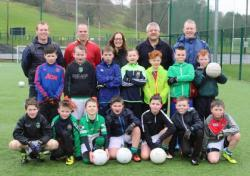2017 Macroom U10s training