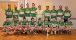 County Jun B Champions 2016