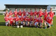 Moy Davitts U14 Team 2017
