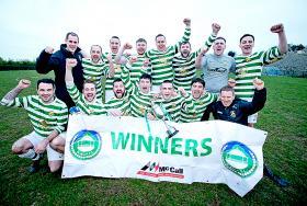 2018/19 McCalls Premier League Winners Celtic Bhoys