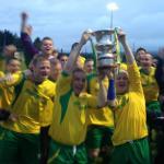Premier League Champions Rockmount 2014-15