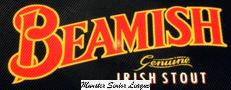 MSL Main Sponsors Beamish Stout