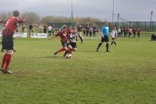 Ringmahon Rangers v Letterkenny FAI IMTD cup semi final
