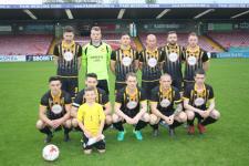 Donie Forde Trophy winners Cobh Wanderers